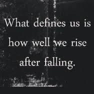 WHAT DEFINES US ....