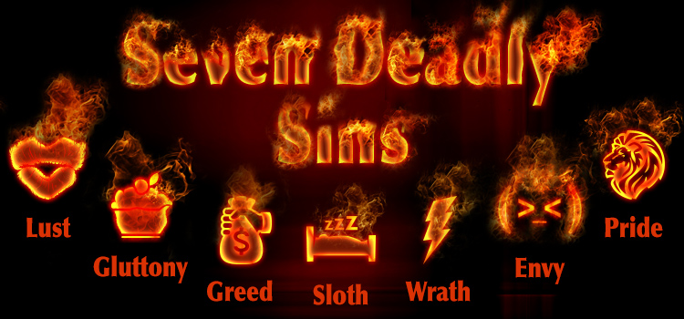 image the seven deadly - photo #35